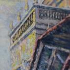 daniel-benne-peintre-tableau-clocher-Hondarribia-Fontarrabie-05