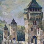 daniel-benne-peintre-tableau-le-pont-valentre-cahors-04